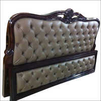 Carving Cushion Bed Headerboard