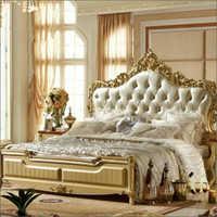 Royal Carving Bed