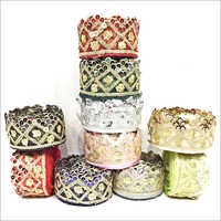 Ladies Fancy Saree Border Laces
