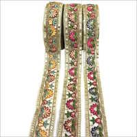 Ladies Floral Design Lace
