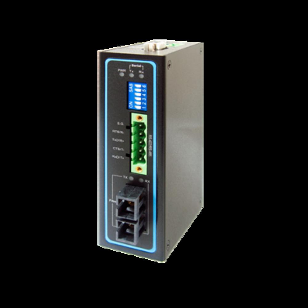 Industrial Serial To Fiber Converter, Fiber Optic Converter SF63