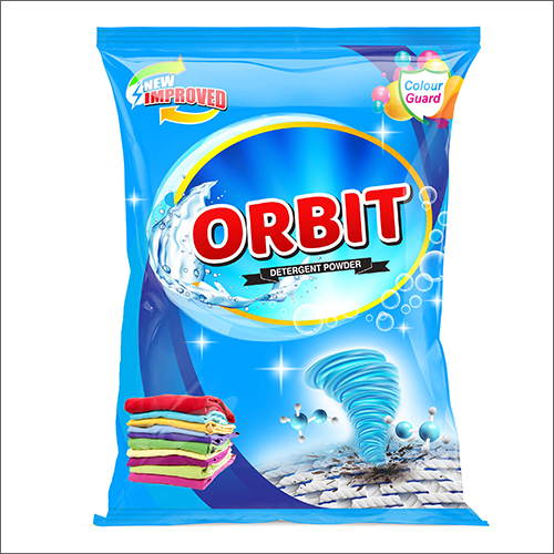 Color Guard Detergent Packaging Pouch