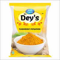 Turmeric Powder Packing Pouches