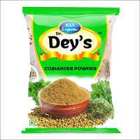 Coriander Powder Packing Pouches