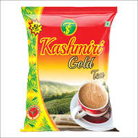 Kashmiri Gold Tea Packing Pouches