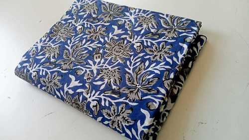 cotton handblock print cambric fabric