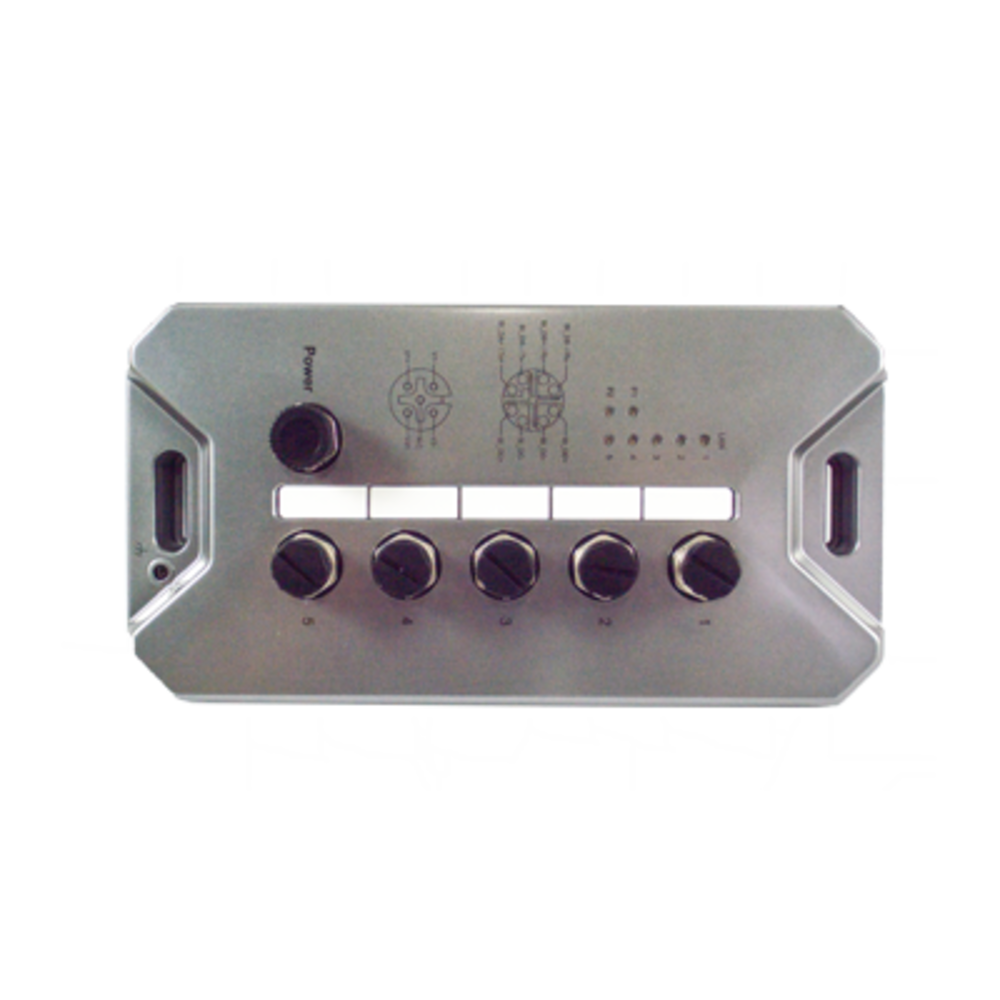EMG8305 Industrial Unmanaged Gigabit Switch, Waterproof