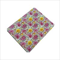 Sanganeri Block Print Cotton Fabric
