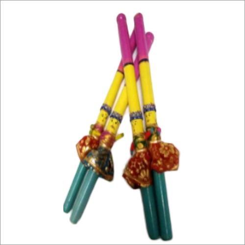 Decorated Dandiya Sticks