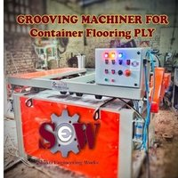 Grooving Machine (Container Flooring Ply)
