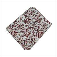 Kalamkari Block Print Cotton Fabric