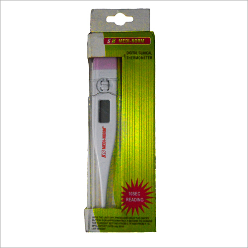 Digital Fever Thermometer