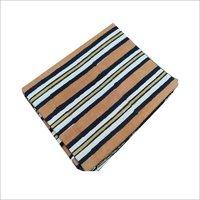 Kalamkari  Strip Block Print Cotton Fabric