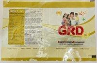 GRD Nutrition Development Pouches
