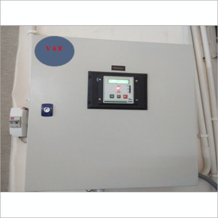 Earth Pit Monitoring Panel
