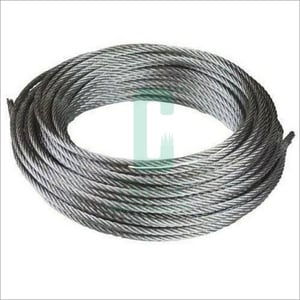 Galvanised Iron Stay Wire