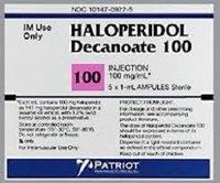 Haloperidol Decanoate Injection