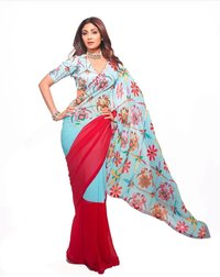 Digital Print Saree Collection