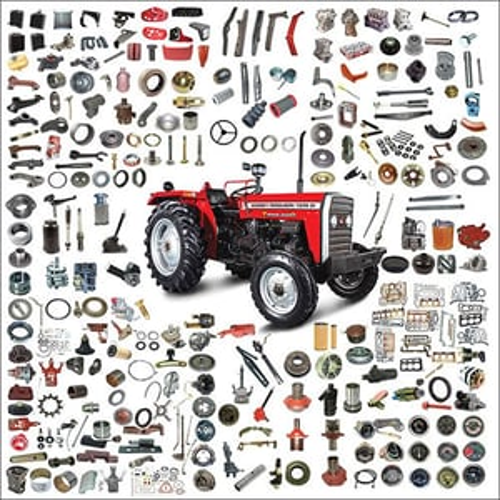 Massey Ferguson Tractor Spare Parts