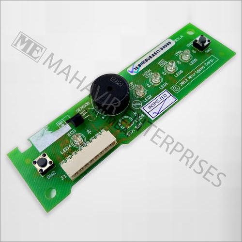 5 LED UI Board for Whirlpool Refrigerator