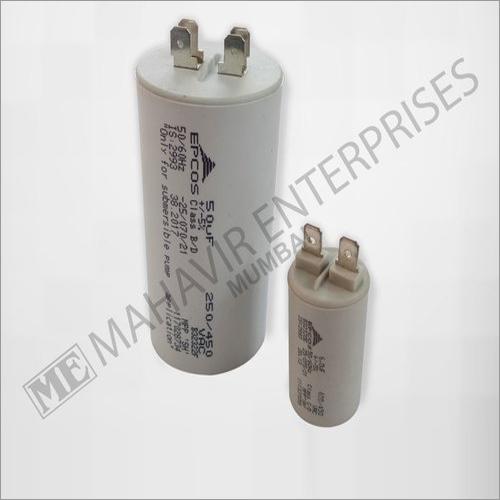 A.C Capacitors