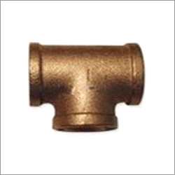 T Shaped Brass Copper Pipe Fittings