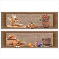 12 x 18 Inch Digital Kitchen Wall Tiles