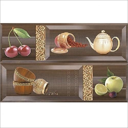 300 x 450mm Digital Print Kitchen Wall Tiles