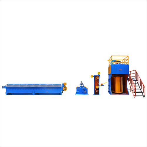 Drop Coiler Wire Drawing Machine