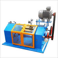 Spooler Wire Drawing Machine