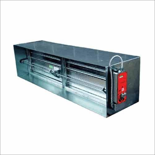 Fire Damper Control System