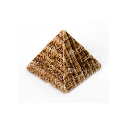Prayosha Crystals Aragonite Pyramid