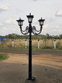 CAST IRON LAMP POLES