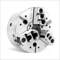 3 Jaw Hydraulic Power Chuck