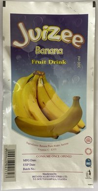 Fruit Drink Pouches