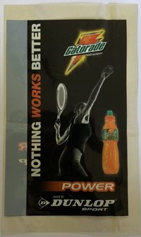 Energy Drink Pouches
