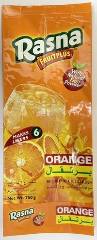 Rasna Orange Pouches