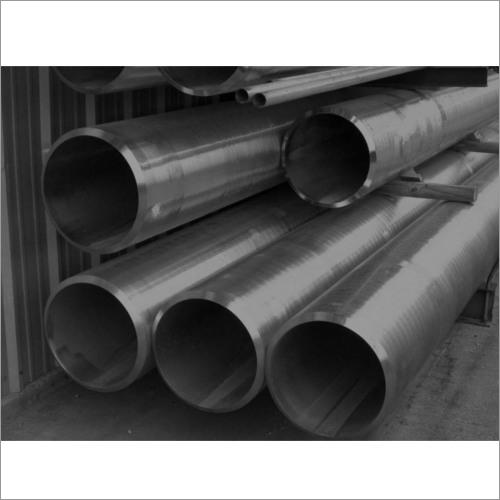 ERW MS Round Black Steel Pipe