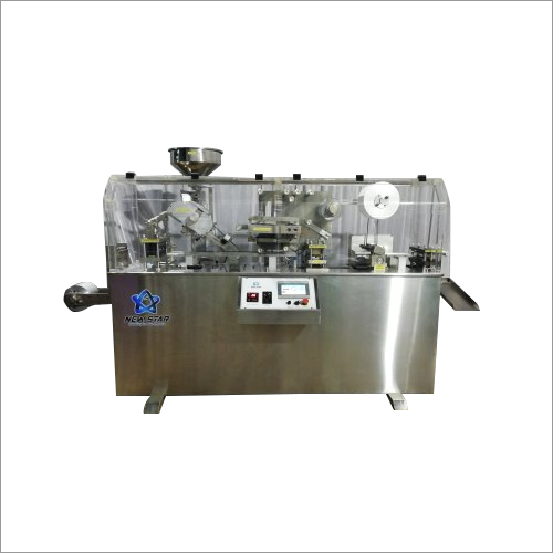 Single Track Blister Packaging Machine