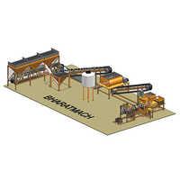 Fully Automatic Multi Brick and Block Making Machine