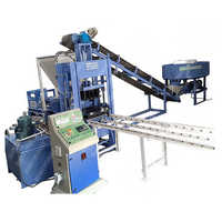 Vibro Compaction Brick And Block Making Machinery