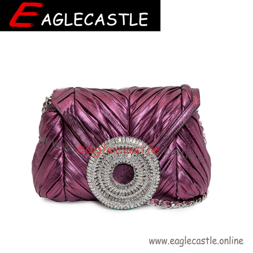 Factory Wholesale Women Handbag Rhinestones Bag Evening bag Shoulder Bag