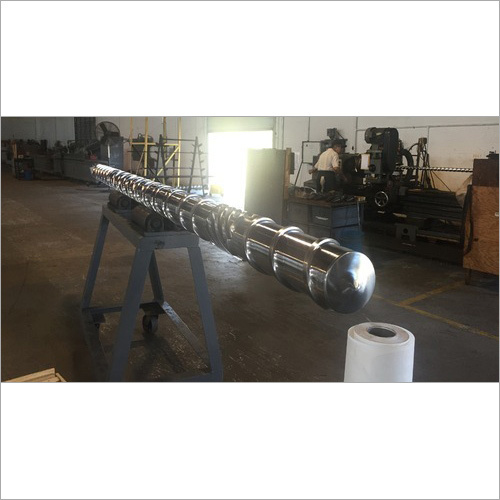 Screw Barrel Repairing Service