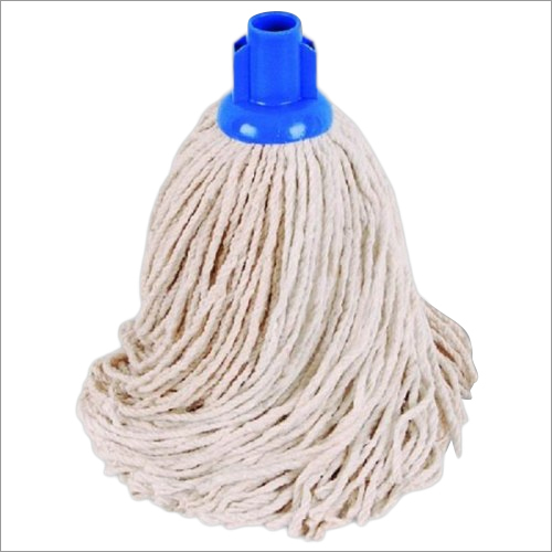 Round Floor Cleaning Cotton Mop