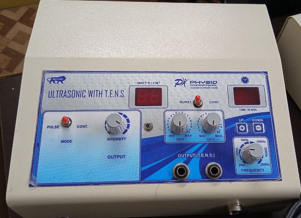 Ultrasonic with Combi Tens Unit