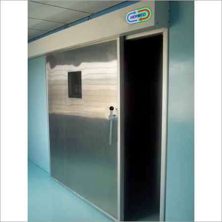 Stainless Steel Operating Theater Door