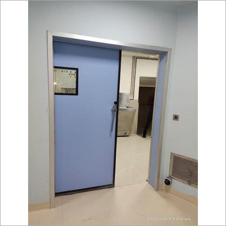 Automatic Hermetically Sealed Sliding Door