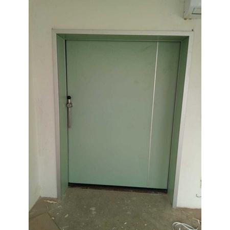 Manual Hermetically Sealed Sliding Door