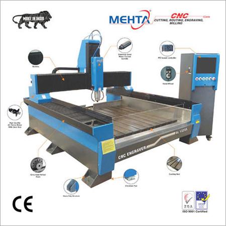 Alma AL-13 CNC Engraving Machine