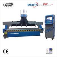 GX 2513V S6 Multispindle CNC Engraving Machine